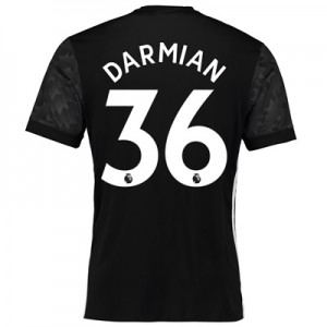 Manchester United Away Shirt 2017-18 with Darmian 36 printing All items