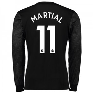 Manchester United Away Shirt 2017-18 – Long Sleeve with Martial 11 pri All items
