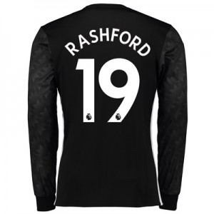 Manchester United Away Shirt 2017-18 – Long Sleeve with Rashford 19 pr All items