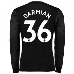 Manchester United Away Shirt 2017-18 – Long Sleeve with Darmian 36 pri All items