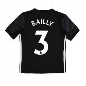 Manchester United Away Shirt 2017-18 – Kids with Bailly 3 printing All items