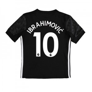 Manchester United Away Shirt 2017-18 – Kids with Ibrahimovic 10 printi All items