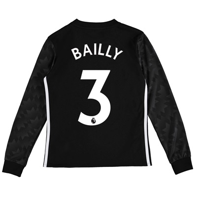 Manchester United Away Shirt 2017-18 – Kids – Long Sleeve with Bailly All items