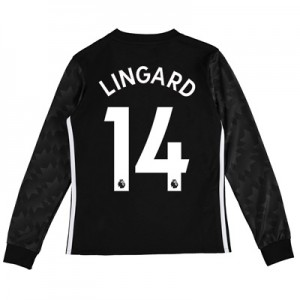 Manchester United Away Shirt 2017-18 – Kids – Long Sleeve with Lingard All items