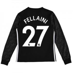 Manchester United Away Shirt 2017-18 – Kids – Long Sleeve with Fellain All items