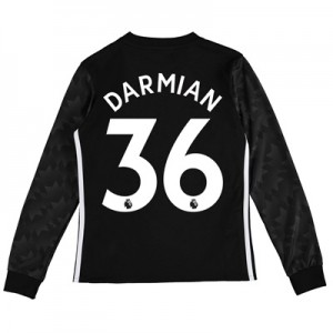 Manchester United Away Shirt 2017-18 – Kids – Long Sleeve with Darmian All items