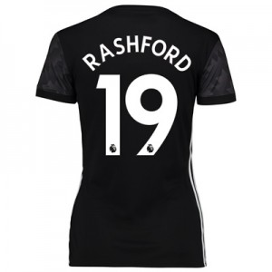 Manchester United Away Shirt 2017-18 – Womens with Rashford 19 printin All items
