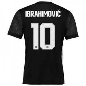 Manchester United Away Cup Shirt 2017-18 with Ibrahimovic 10 printing All items