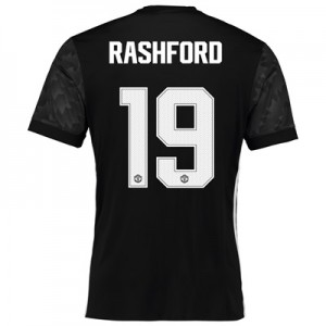 Manchester United Away Cup Shirt 2017-18 with Rashford 19 printing All items