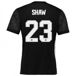 Manchester United Away Cup Shirt 2017-18 with Shaw 23 printing All items