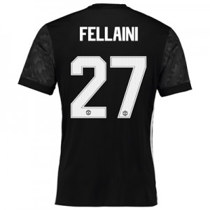 Manchester United Away Cup Shirt 2017-18 with Fellaini 27 printing All items