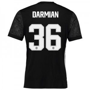 Manchester United Away Cup Shirt 2017-18 with Darmian 36 printing All items