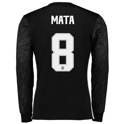Manchester United Away Cup Shirt 2017-18 – Long Sleeve with Mata 8 pri All items