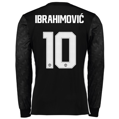 Manchester United Away Cup Shirt 2017-18 – Long Sleeve with Ibrahimovi All items