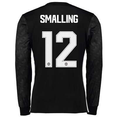 Manchester United Away Cup Shirt 2017-18 – Long Sleeve with Smalling 1 All items