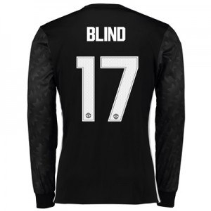 Manchester United Away Cup Shirt 2017-18 – Long Sleeve with Blind 17 p All items