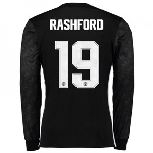 Manchester United Away Cup Shirt 2017-18 – Long Sleeve with Rashford 1 All items
