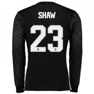 Manchester United Away Cup Shirt 2017-18 – Long Sleeve with Shaw 23 pr All items