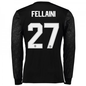 Manchester United Away Cup Shirt 2017-18 – Long Sleeve with Fellaini 2 All items