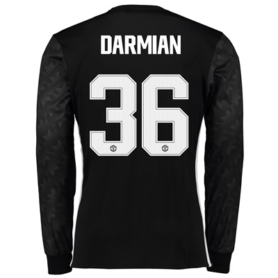 Manchester United Away Cup Shirt 2017-18 – Long Sleeve with Darmian 36 All items