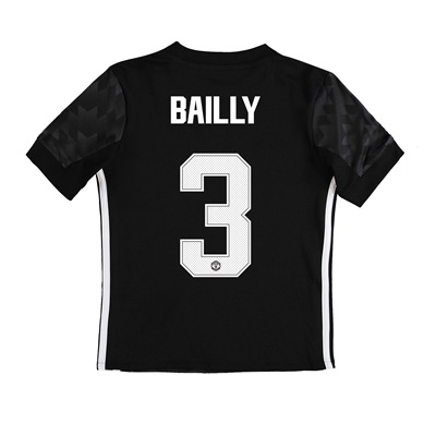 Manchester United Away Cup Shirt 2017-18 – Kids with Bailly 3 printing All items