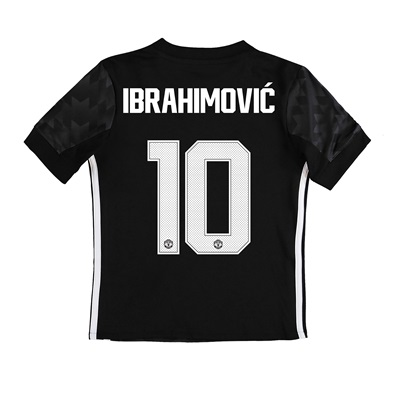 Manchester United Away Cup Shirt 2017-18 – Kids with Ibrahimovic 10 pr All items