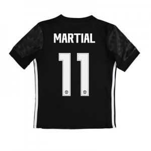 Manchester United Away Cup Shirt 2017-18 – Kids with Martial 11 printi All items