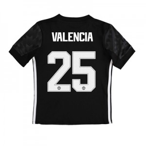 Manchester United Away Cup Shirt 2017-18 – Kids with Valencia 25 print All items