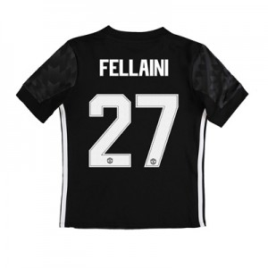 Manchester United Away Cup Shirt 2017-18 – Kids with Fellaini 27 print All items