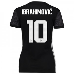 Manchester United Away Cup Shirt 2017-18 – Womens with Ibrahimovic 10 All items