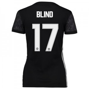 Manchester United Away Cup Shirt 2017-18 – Womens with Blind 17 printi All items