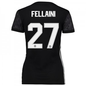 Manchester United Away Cup Shirt 2017-18 – Womens with Fellaini 27 pri All items