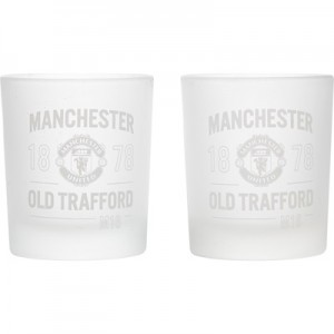 Manchester United Home Team Tumblers – 2 Pack All items