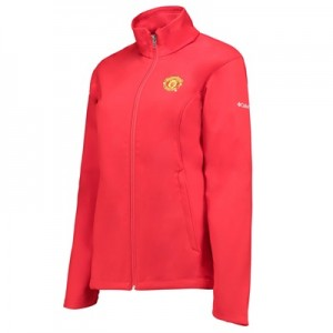 Manchester United Columbia Kruser Ridge Softshell Jacket – Cherrybomb All items