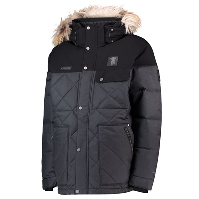 Manchester United Columbia Barlow Pass 550 TurboDown Quilted Jacket – All items