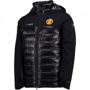 Manchester United Columbia Heatzone 1000 Turbodown Hooded Jacket – Bla All items