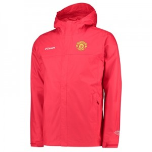 Manchester United Columbia Watertight ll Jacket – Cherrybomb – Mens All items