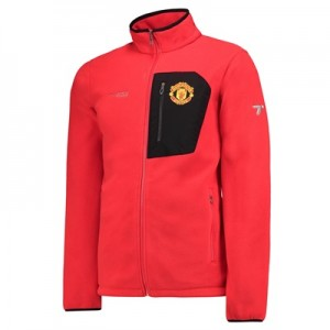 Manchester United Columbia Titan Pass 2.0 Fleece Jacket – Cherrybomb – All items