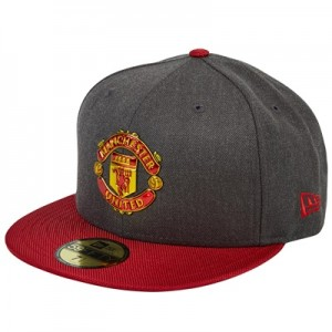 Manchester United New Era Ballistic 59FIFTY – Graphite/Red – Adult All items