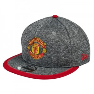 Manchester United New Era Pop Piping 9FIFTY Snapback – Grey – Adult All items