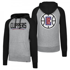"""LA Clippers 47 Sport Raglan Pullover Hoodie  – Mens"" All items"