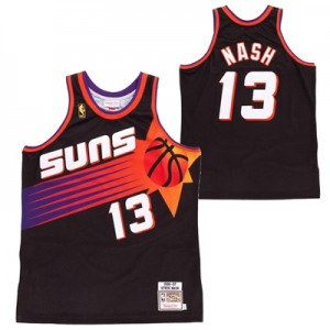 """Phoenix Suns Steve Nash 1996-97 Alternate Authentic Jersey By Mitchell"" All items"