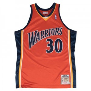 """""""Golden State Warriors Stephen Curry 2009-10 Rookie Alternate Authentic"""" All items"""