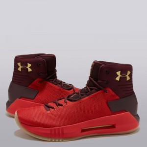 """Under Armour Drive 4 Basketball Shoe – Red – Mens"" All items"