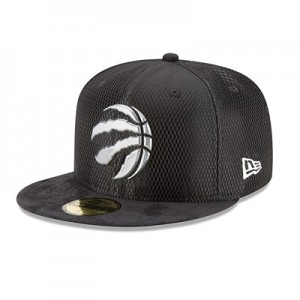 """Toronto Raptors New Era 2017 Official On-Court 59FIFTY Fitted Cap"" All items"