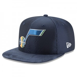 """Utah Jazz New Era 2017 Official On-Court 9FIFTY Snapback Cap"" All items"
