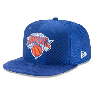 """""""New York Knicks New Era 2017 Official On-Court 9FIFTY Snapback Cap"""" All items"""