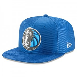 """Dallas Mavericks New Era 2017 Official On-Court 9FIFTY Snapback Cap"" All items"