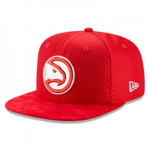 """Atlanta Hawks New Era 2017 Official On-Court 9FIFTY Snapback Cap"" All items"