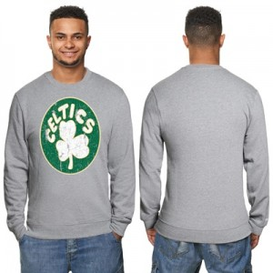 """Boston Celtics Hardwood Classics Distressed Print Crew Neck Sweatshirt"" All items"